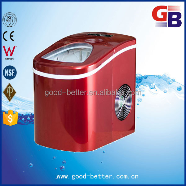 2016 Hot selling portable electric 12v ice maker