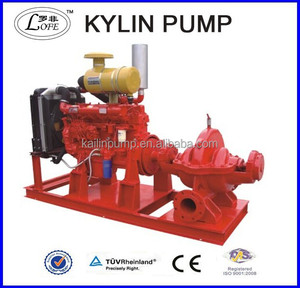 XBC-S series UL certified fire engine water pump