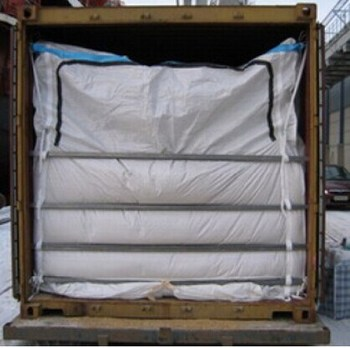Iso Dry Container Liner Bags With Zipper Soybeans Cocoa
