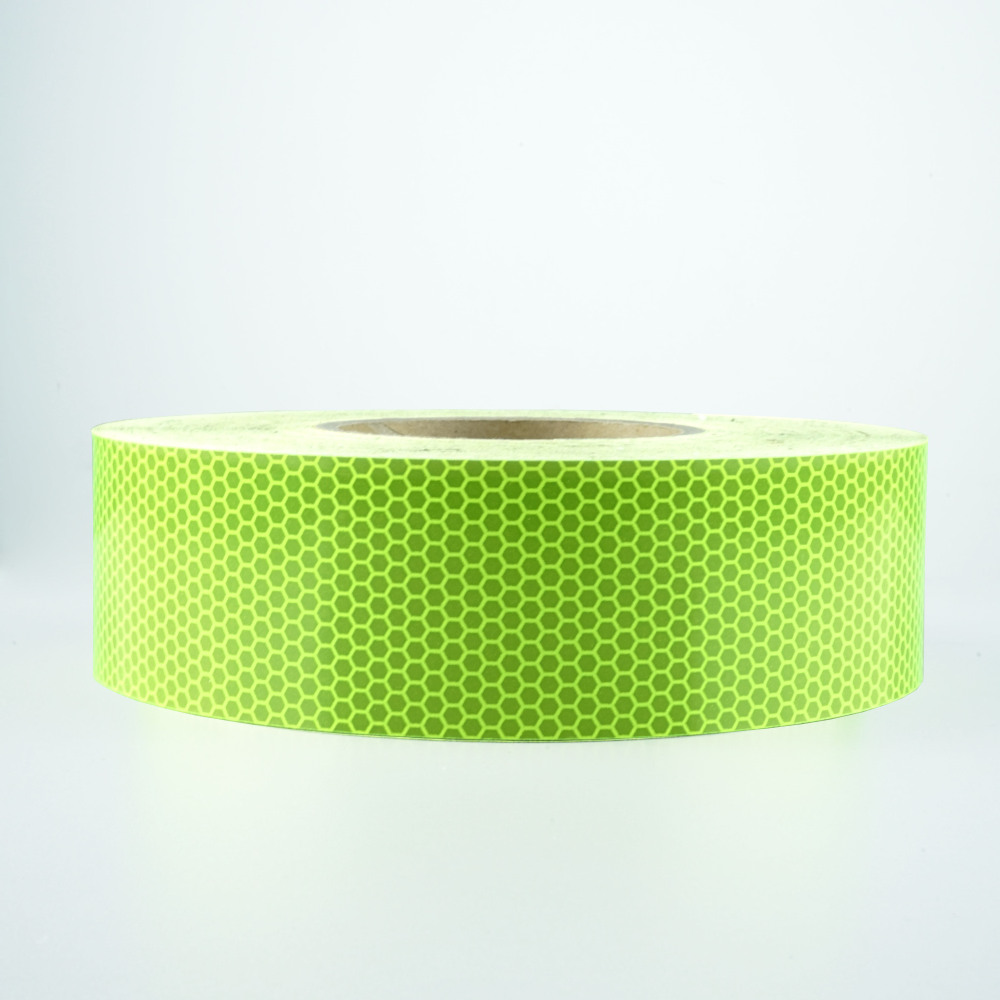 School Bus Safety Tape 2x150 DOT Class 2 Reflective Conspicuity