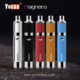 2017 best wax dab pens Yocan Magneto with built in dabber tool vapor pen starter kit for wax