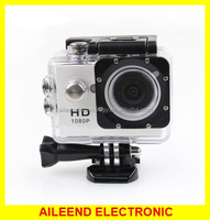 1080 Full HD 2.0 inch Screen Diving 30m Digital Camcorder 1080P Sport Camera