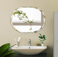 Special european style decorative mirror with edging