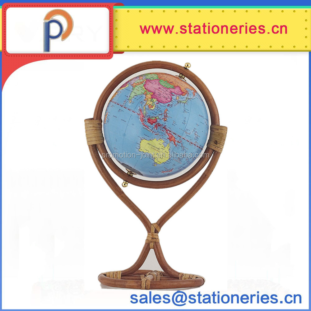 Best sale high quality unique decorative paper world globe
