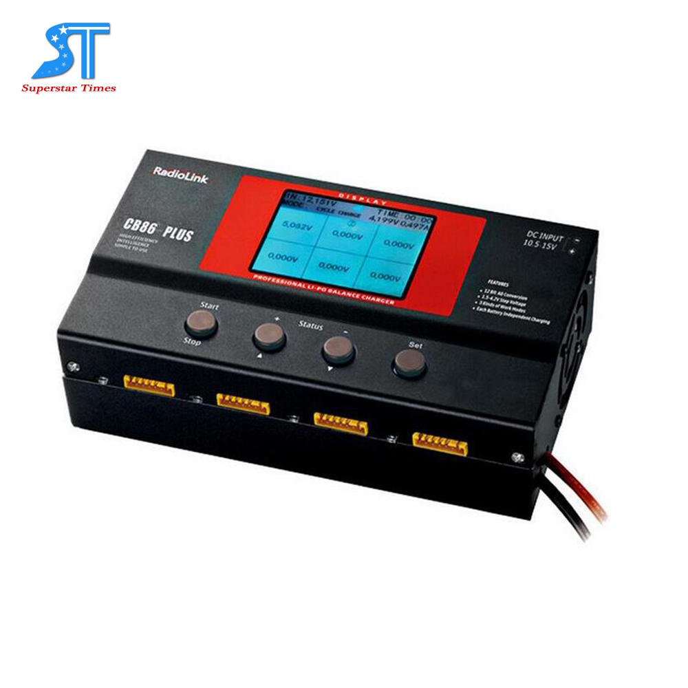 Factory Price Radiolink CB86-plus imax b8 Lithium Li-ion lipo balance charger