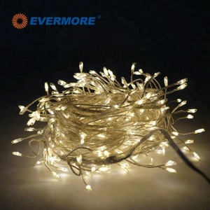 Evermore bulk christmas tree lights led copper light