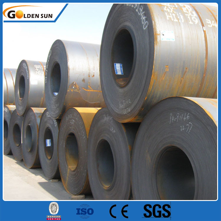 High Quality Hot Rolled Steel Coils Many Mills Low Prices