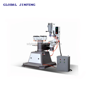 JFS-151 Irregular shape of glass grinding machine for glass product working