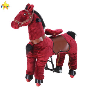 Funtoys CE outdoor playground rocking spring horse,unicorn rocking horse,kids spring rocking horse