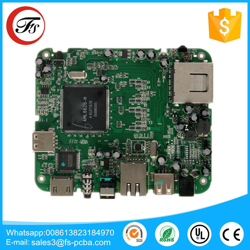Controller board pcba,electric heater pcba,pcb assembly contract oem