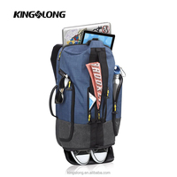 sports backpack shoes compartment cheap sports bag gym