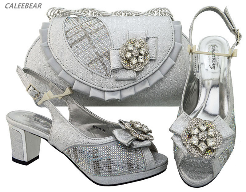 bag with and matching women shoes bags shoes shoes ladies For evening Italian set Wedding CgqAx4
