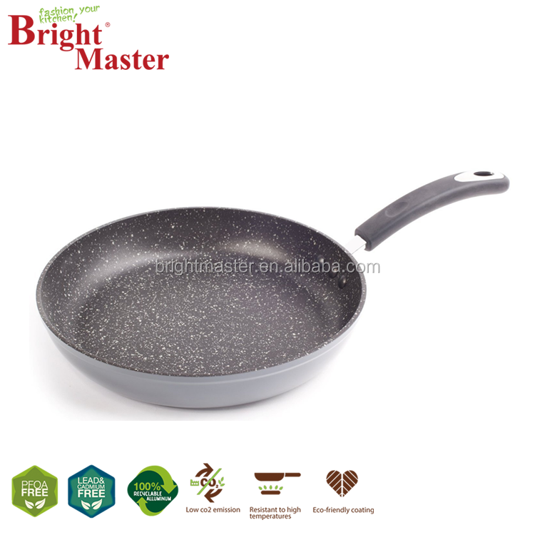 PFOA-Free Stone Earth Frying Pan from Germany