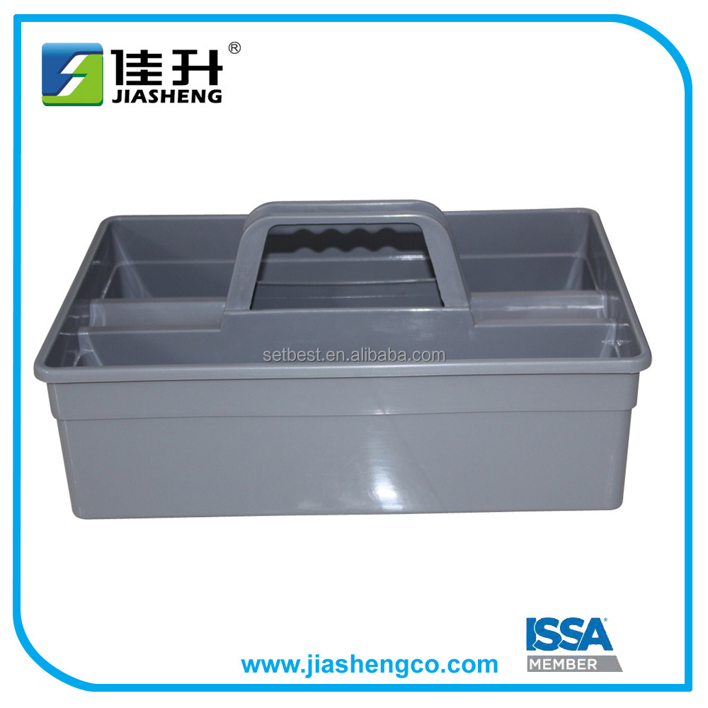 plastic carry caddy tray tool box or tool case