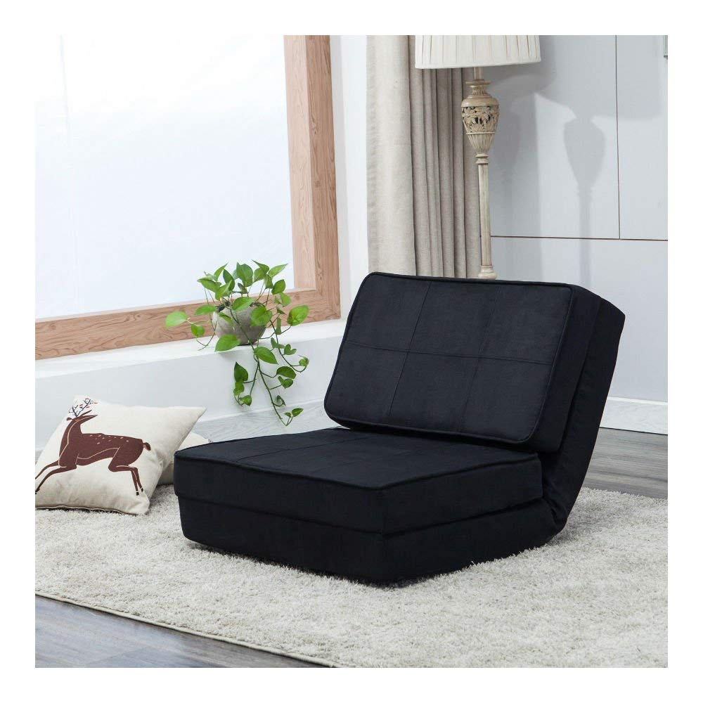 Incredible Buy Mecor Sofa Bed Fold Down Chair Flip Out Lounge Bralicious Painted Fabric Chair Ideas Braliciousco
