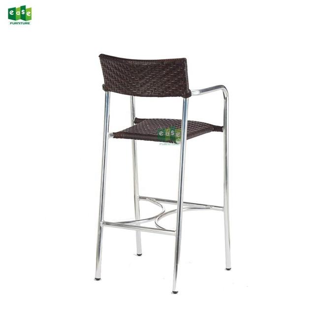 Outdoor Bar Furniture Rotan Stool