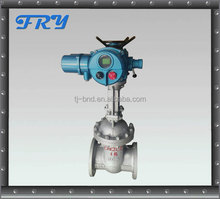 Pressure Regulating Electric Gate Valve