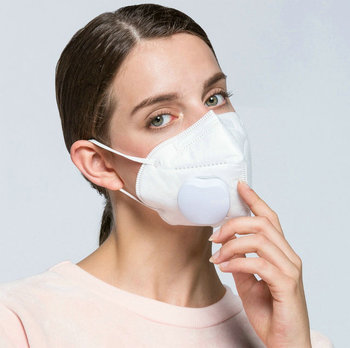 Guo Feng breathable 550mah blower 4 layers anti-dust masks