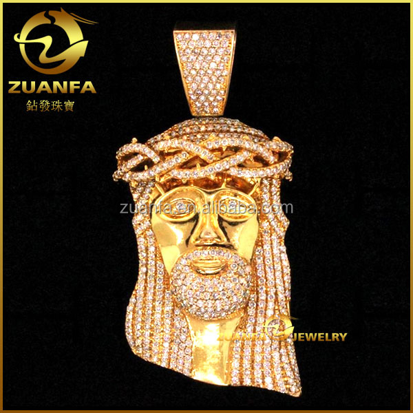 jesus products image masked grande necklace piece product ogclout