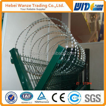 Airport Prison Barbed Wire Fence / Y Post Airport Fence / Y Type Protecting  Fence - Buy Y Post Airport Fence,Y Type Airport Fence,Airport Prison