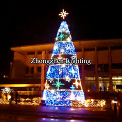 new 2018 wholesale artificial big christmas decorations tree