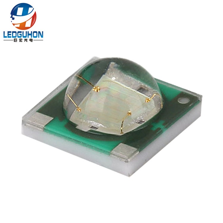 LEDGUHON verkoop high power 3 W 3535 smd groene led made in China
