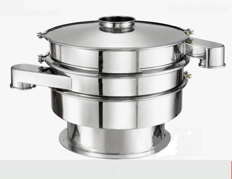 Full-stainless Steel Vibratory Sieve Machine/zinc Powder ...