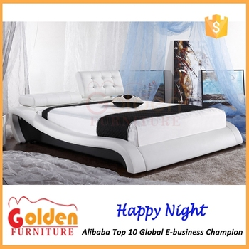 king size leather sex bed frame european bed frame g933 - European Bed Frame