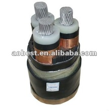 China best price aluminum core power cable for cable pit/tunnel/undeground