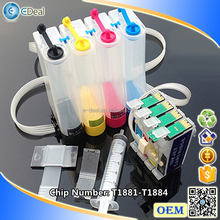 Ciss for epson wf-7611 refill ink cartridge