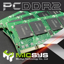 2gb so-dimm DDR2 667MHz ram memory wholesale with Free oem logo