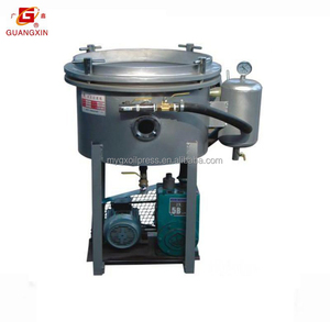New Type Used Oil Purify Machine, Vacuum Oil Filter Machine
