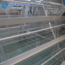 Factory cheap price galvanized folding chicken coop cages