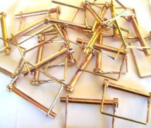 20 GOLIATH INDUSTRIAL 3 CAMPER AWNING PTO TRAILER HITCH PINS 1//4 CPTC14 CANOPY