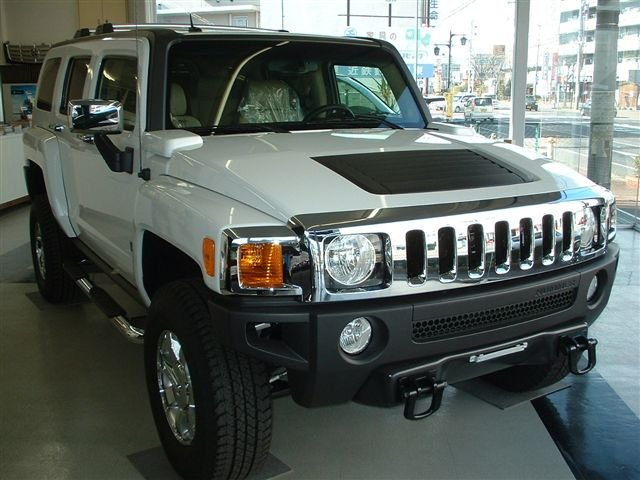 2006 Hummer H3 Japanese Used Cars