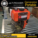 JLT POWER 6hp diesel engine air cooled generator diesel engine