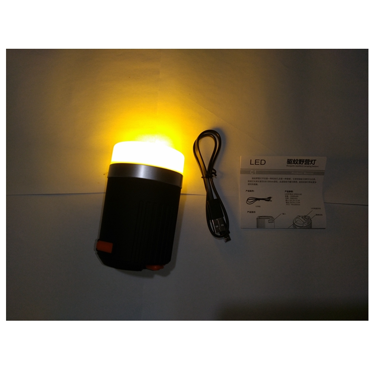 IP65 Camping Light with Charge Pal