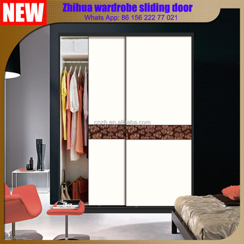 Zhihua 2016 Latest Design Luxury Partition Wall Sliding Doors
