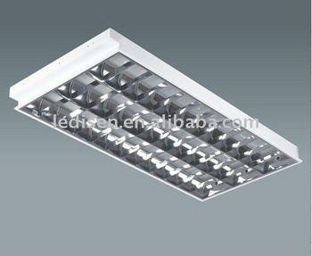 Plafoniere T8 : T griglia lampada w dispositivo