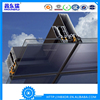 Hot sale! Aluminum extruded frame curtain wall, aluminum and glass curtain wall systems