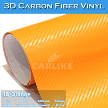 3D TR1 Brand Carbon Sticker Car Wrap Vinyl Film/Car Wrap Film 1.52x30m