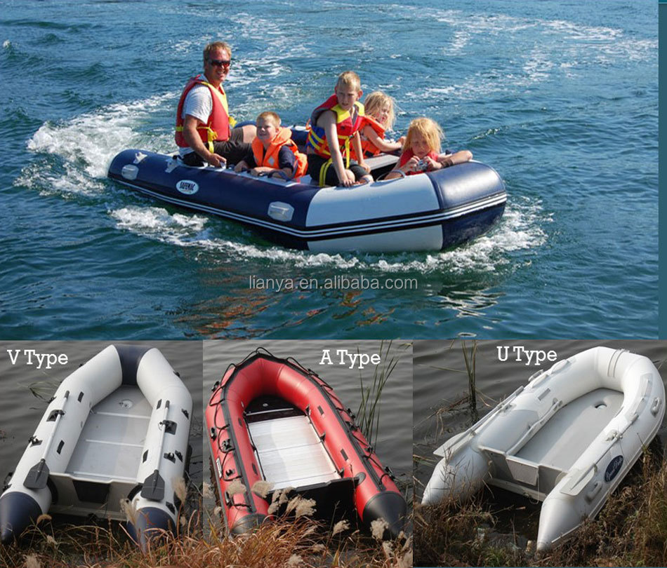 Liya 2-8.3meter rib boat and inflatable boat for sale