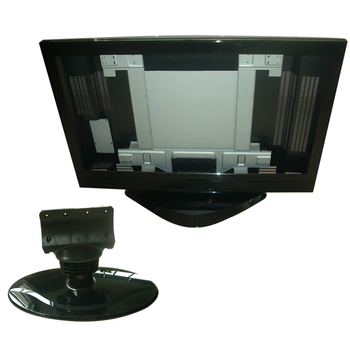 Hdtv Flat Screen Frame And Stand Parts Abs Pc Plastic Custom - Buy ...