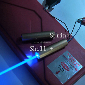 XPL-M445HB2000 2W 450nm high power and high-end blue laser module