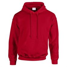 Fitness fashion high quality loose men's hoodie
