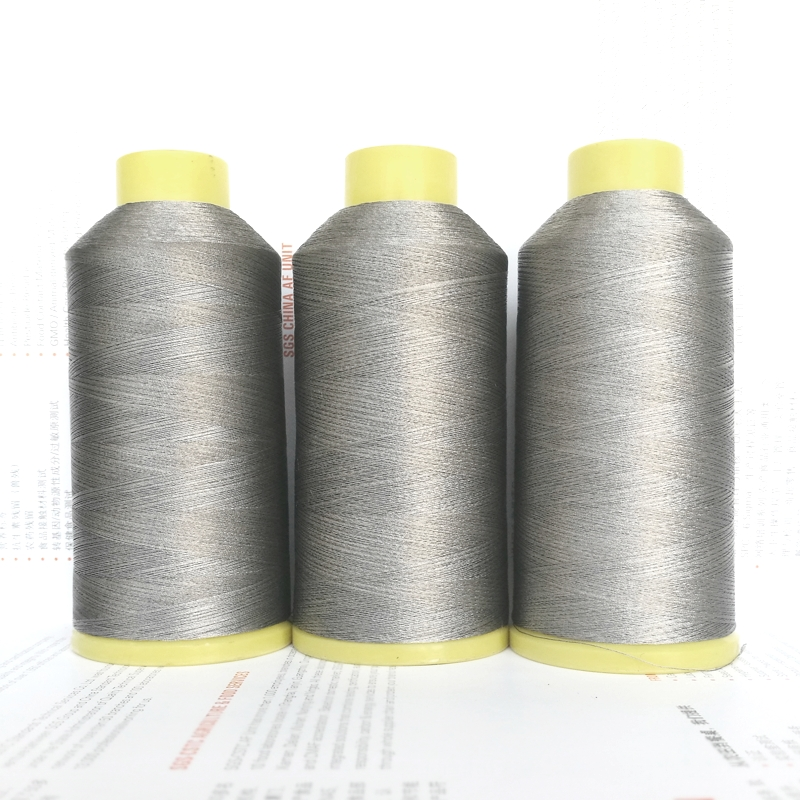 Silver Fiber Conductive Sewing Thread Embroidery Thread
