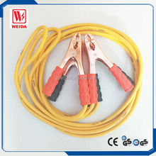 factory price 300a 3m long high quality car jump leads battery jumper cables /car booster cable