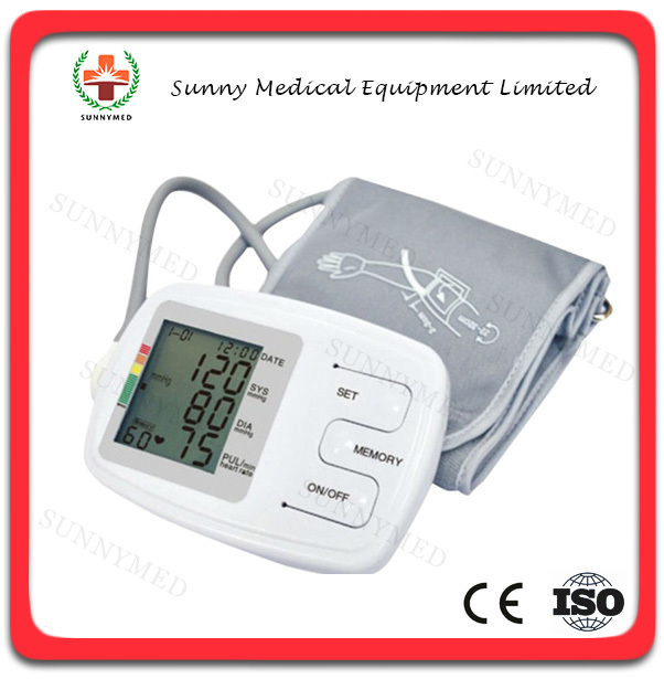 Sy-g028 Digital Bp Operator Electronic Sphygmomanometer