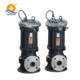 Low voltage submersible sewage pump