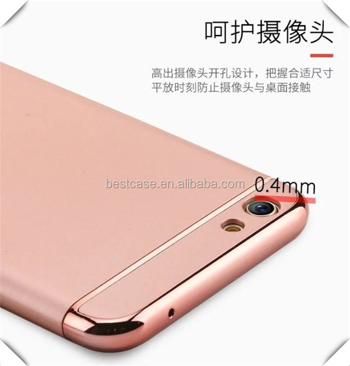 lowest factory price popular plastic case back cover for oppo R9s plus